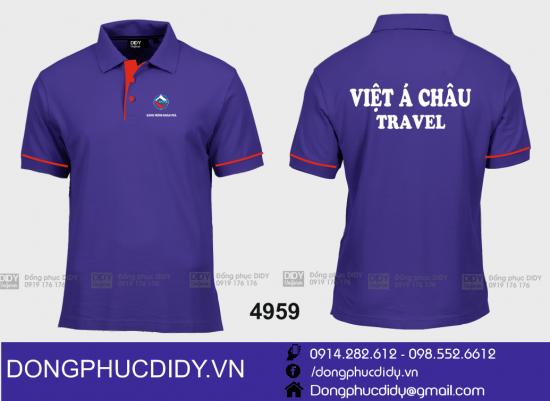 Áo thun Việt Á Châu Travel
