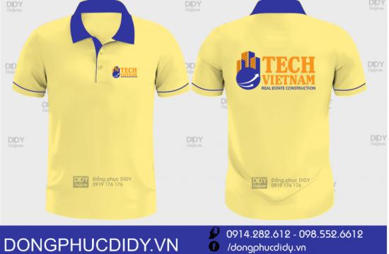 Đồng phục công ty Bất Động Sản Tech Việt Nam