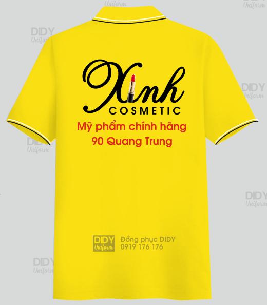Đồng phục nhân viên Xinh Cometic