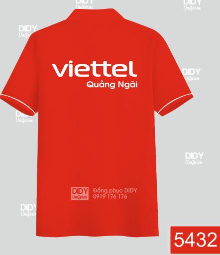 Áo thun Viettel Post