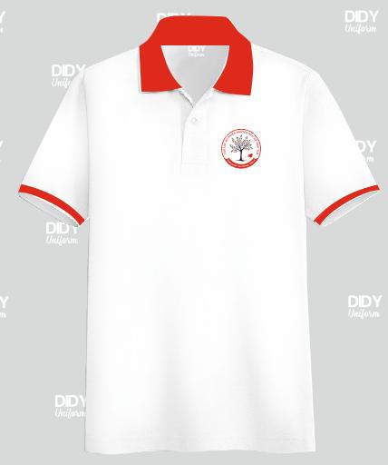 Đồng phục CLB tình nguyện Dấu Ấn Trái Tim